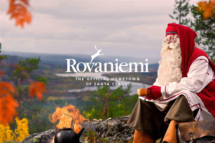 Rovaniemi - The official hjometown of Santa Claus